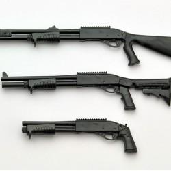 TomyTec 1/12 Military Series Little Armory LA019 M870 MCS Type