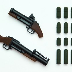TomyTec 1/12 Military Series Little Armory LA012 M79