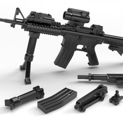 TomyTec 1/12 Military Series Little Armory LA050 M4A1 Type 2.0
