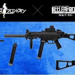 TomyTec 1/12 Military Series Little Armory LADF02 Dolls' Frontline UMP45