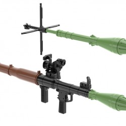 TomyTec 1/12 Military Series Little Armory LA061 RPG7 type