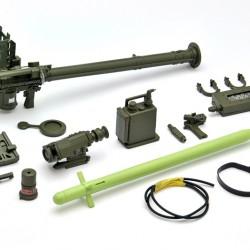 TomyTec 1/12 Military Series Little Armory LA065 FIM92 Stinger
