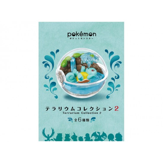 Rement Pokemon Terrarium Collection 2