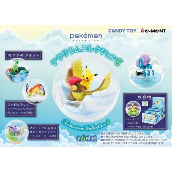 Re-ment Pokemon Terrarium Collection 5