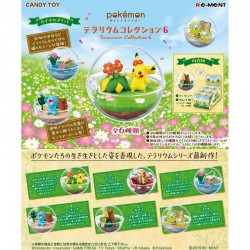 Re-ment Pokemon Terrarium Collection 6