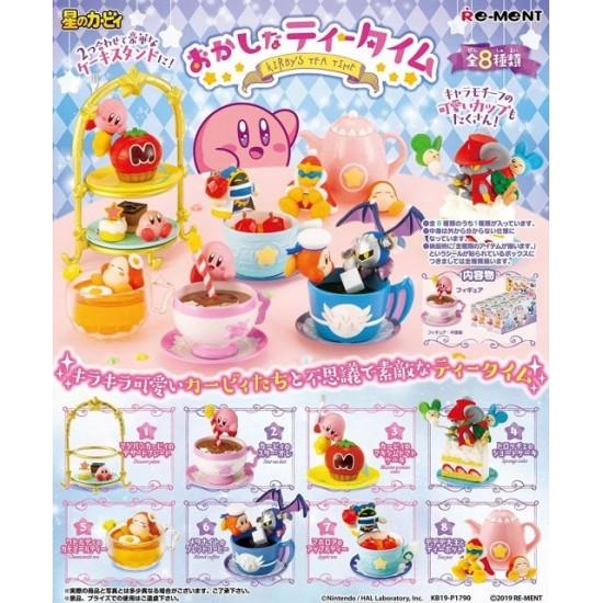 Re-ment Kirby's Dream Land - Okashi na Tea Time