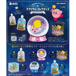 Re-ment Kirby's Dream Land Terrarium Collection - Game Collection