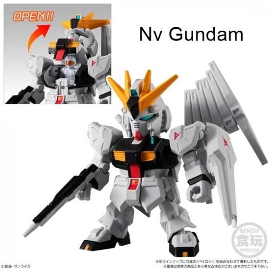 Bandai Gundam Micro Wars 3