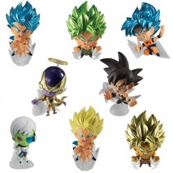 Bandai Dragon Ball Chosenshi Figure Vol.3